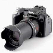 Canon SX10 IS (usada)