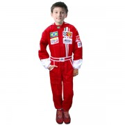 Macacão Piloto Fórmula 1  (sem boné)